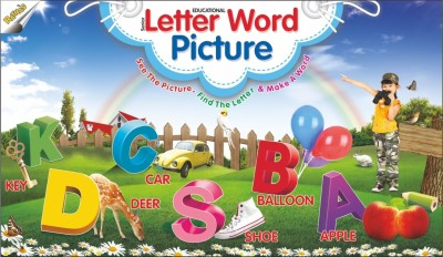 Ratnas Letter Word Picture Sr