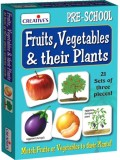 KIDOZ KINGDOM CREATIVES FRUITS, VEGETABL...