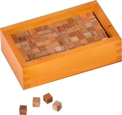 Kidken Montessori Cube for Pink Tower