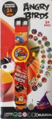 AayKayEnterprises Angry Bird 24 Image Projector Watch