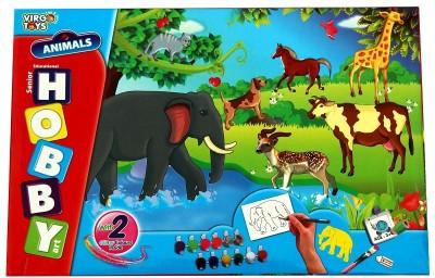 Virgo Toys Hobby Animals