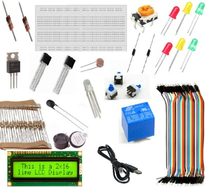 Robomart Quick Starter Kit for Arduino