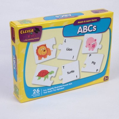 The Learning Journey Match and Learn ABC