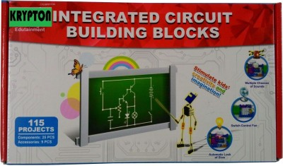 Krypton Electronic Integrated circuit building blocks 115 projects