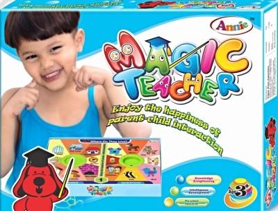 Annie Magic Teacher Fun and Learn Game for Kids 3 Yrs