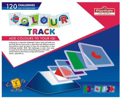 Playmate Colour Track-120 Challenges
