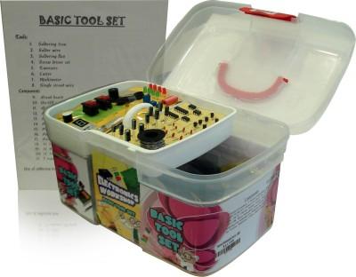 Matrix Educare Pvt. Ltd Electronics Workshop Basic Tool Set