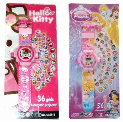 Dream Deals Sisters Projector Watch Combo