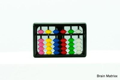 BrainMatrixx 6 Rods Kids Abacus