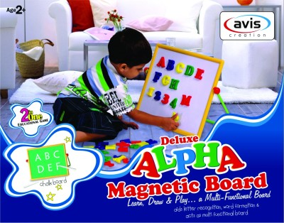 Avis Alpha Magnetic Board Big