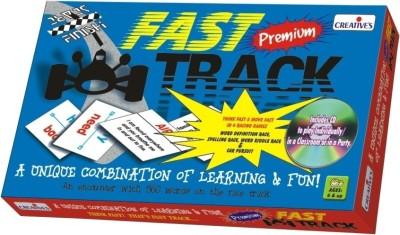 Creative Education Fast Track-Premium