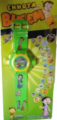 Shop & Shoppee Chhota Bheem Projector Wristband - 24 Images