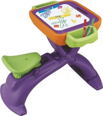 Crayola A-B-C School Playdesk