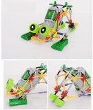 LOZ Robotic Building Set Block Toy ,Batt...