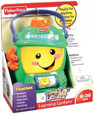 Fisher-Price Laugh And Learning Lantern
