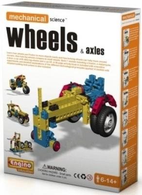 Elenco Mechanical Science Wheels & Axles