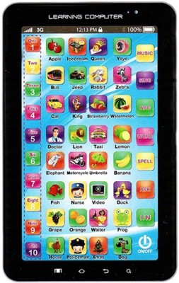 99DOTCOM P1000 Kids Educational Learning Tablet Computern for kids