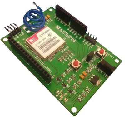Adormi GSM/GPRS SHIELD