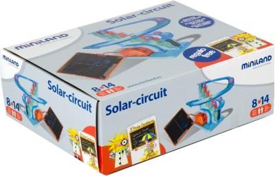 Miniland Solar-circuit