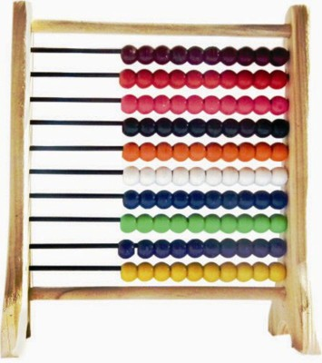 Kinder Creative Small Abacus (1 - 100)