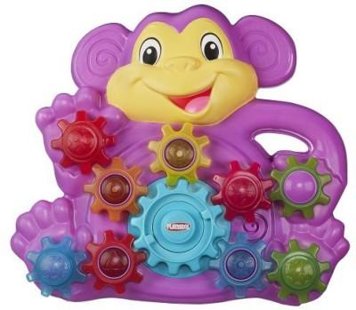Playskool Stack n Spin Monkey Gears