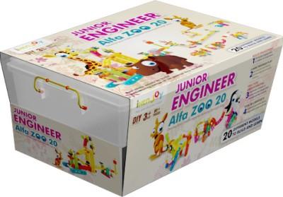 iKen Joy Junior Engineer Alfa Zoo 20