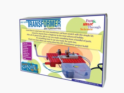 Junior Scientist Transformer