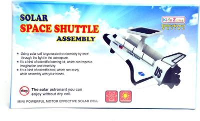 KKD (Kids Zone) Solar Space Shuttle