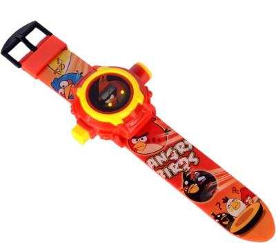 Tabu Angry Birds Digital Watch