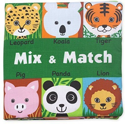 Melissa & Doug Mix and Match Playset