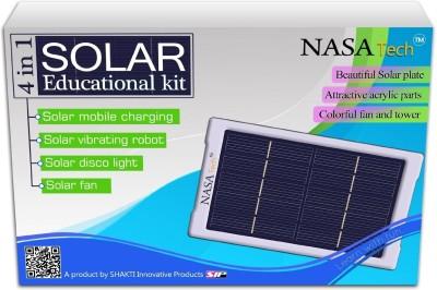 NASA Tech 4 in 1 Solar Educational learning project kit