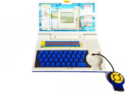KBNBS English Learner with Mouse and inbuilt Games for Kids