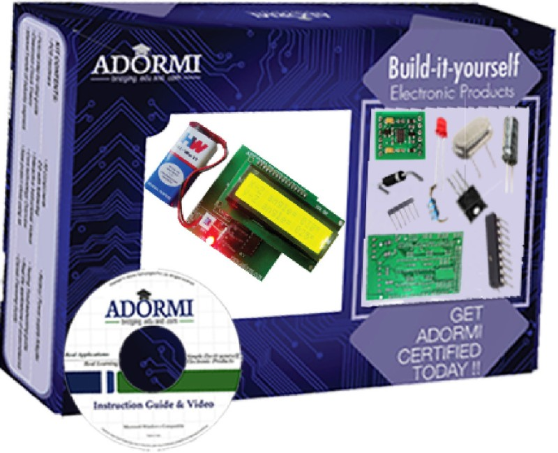 Adormi Engineer Dream Digital protactor(Multicolor)