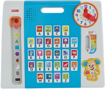 Fisher-Price laugh n learn PUPPY,S A TO Z SMART PAD