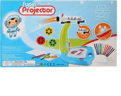 Buds N Blossoms Super 3 in 1 Painting Projector