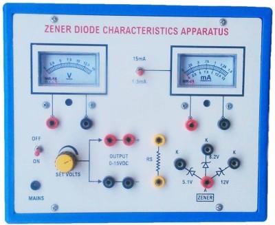 JAINCO Zener Diode Characteristics Apparatus(White)
