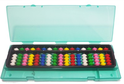 Djuize 17 Rod Multicolor Abacus with Box