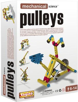 Elenco Pulleys - Engineering Experiments