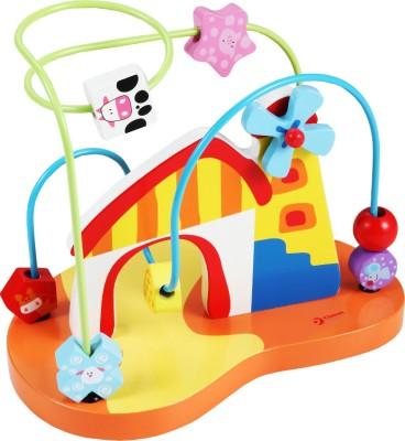 Classic World Classic Toys Farm Beads Coaster