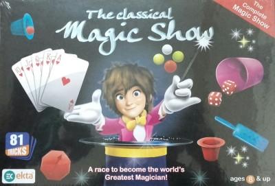 Ekta Ekta The Classical Magic Show