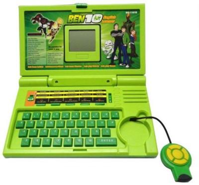 Toyoz Ben 10 English Learner Kids Laptop