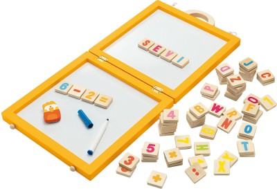 Sevi Portable Magnetic Board with Letters