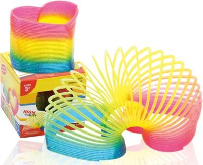 Stylezit Rainbow Circle Love Slinky