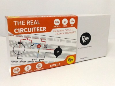 Play Lab The Real Circuiteer - Level 2