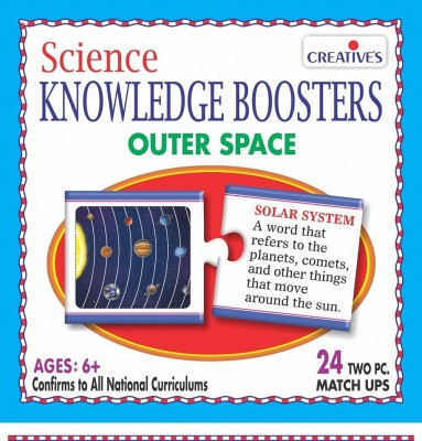 Creative's Science Knowledge Booster-Outer Space