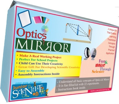 Junior Scientist Optics & Mirror