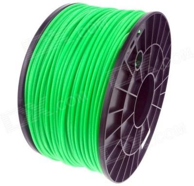 Shrink It 3D Printer Pen Filament - 1.75 mm ABS - Fluorocent Green - 5 Meters (500 cms)