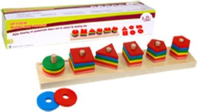 Eduedge Let,S Solve - Advance Shape Stackers