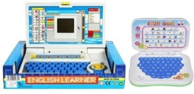 Shop & Shoppee Educational English Learner laptop with Mini Study Game