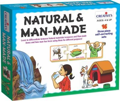 Natural & Man Made